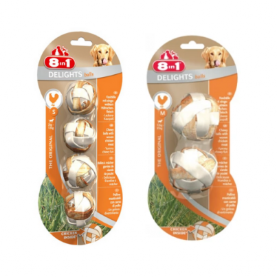 8in1 Bone Delights Strong Chicken XSmall – Large (1)