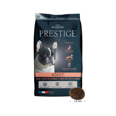 PRO NUTRITION Prestige Adult Grain Free With Salmon