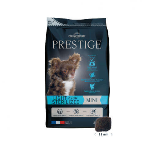 PRO NUTRITION Prestige Mini Light_Sterilized