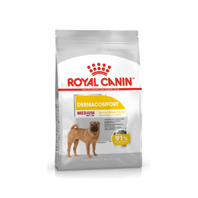 ROYAL CANIN® Medium Dermacomfort 3-10kg