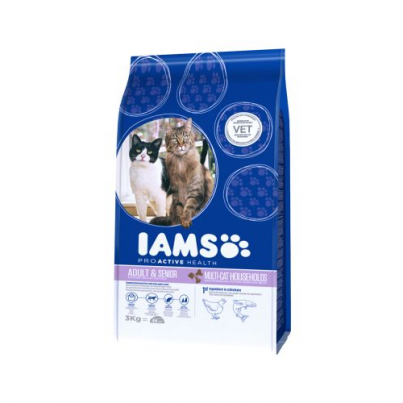 iams SENIOR MULTI CAT
